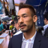 中田英寿の英語インタビュー 動画