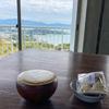 牛窓オリーブ園の絶景カフェ「山の上のロースタリ」