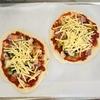 【1歳と4歳育児】子どもと一緒に簡単ピザ作り、コロナ外出規制が少し緩和された週末、日本のコロナ