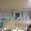 上水(サンス)駅構内の壁画がカワイイ