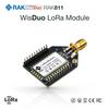 LoRa モジュール RAK811 WisDuo Lora Module で TTN に接続する
