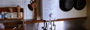 60代の市営住宅暮らし 初めての冬にむけて「湯沸かし器」を購入しました。