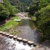 長門湯本温泉街の音信川(おとずれがわ)に沿って歩いてみた 山口県