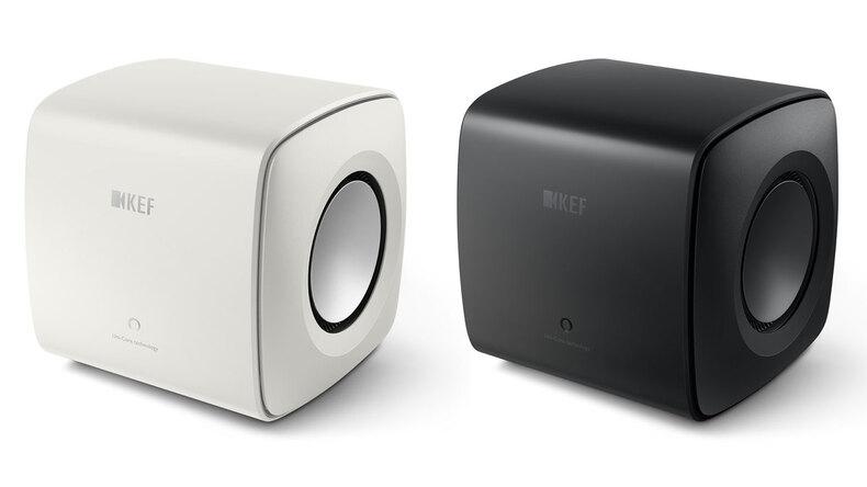 KEF、Uni-Coreテクノロジーを採用したサブウーファーKC62を発表