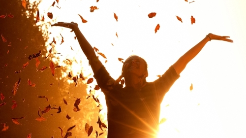 【苦をば苦とさとり、楽をば楽とひらき、苦楽ともに思ひ合はせて、南無妙法蓮華経とうちとなへゐさせ給へ】   自受法楽の人生
