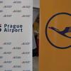 プラハ初!世界最大旅客機エアバスA380-800、ルフルトハンザドイツ航空(Lufthansa)プラハ便45年周年