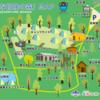 岡山キャンプ場 矢萩の森キャンプ場 標高400m