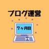 【ブログ】7ヶ月が経過!ブログ収益はいかに…!?