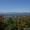 日本 文殊の森公園山頂からの眺望