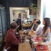 来年こそ、ダブルブッキングしない方法を8人で模索した文房具朝食会@名古屋