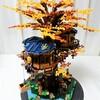 LEGO 21318 アイデア ツリーハウス 夏バージョン