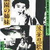 映画日記2018年2月18日~19日/溝口健二(1898-1956)のトーキー作品(2)