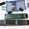 ブルーレイレコーダー用リモコン修理