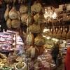 イタリアの食材 レシピー生ハム、前菜 生ハムとメロン