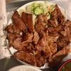 """ずっと食べ続けたい""""肉大盛り定食🥩"""" 名古屋・錦三にて。"""