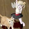 エル子ちゃん×猫=新世界