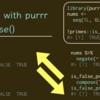否定条件: stringr 1.4.0で追加された引数negageとpurrrを使った文字列以外のさまざまなデータへの適用例