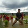 ネパールの田植祭りに行ってきたよ!