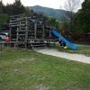 岡山県の大佐山オートキャンプ場の情報を口コミ!③子どもの遊び場とシャワーやトイレの事