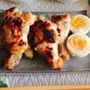 鶏手羽元の塩麹漬けをグリルで焼いてみた(#^.^#)