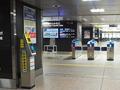 金沢駅の在来線はSuica,PASMOなどに対応済:ICOCAエリアで,オートチャージ不可に注意