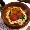 【奈良 グルメ】奈良公園近くの美味しいうどん屋さん★とりとトマトのスープカレーうどん【麺食】