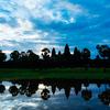 【カンボジア旅行記】アンコール・ワットのサンライズにチャレンジするも…2日目第1章【2018.6.10】