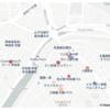 ライフログを可視化してみたら偏食のようすがわかった - 飯田橋ランチマップ