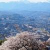 卯辰山「見晴らし台」からの眺望