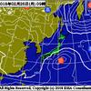 南岸低気圧が25日~26日にかけて関東の南を通過予想!コースによっては東京でも雪が降るかも!?