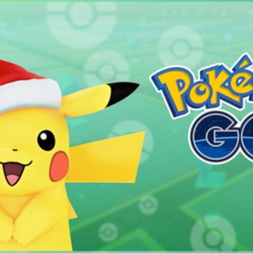 【ポケモンGO 攻略】期間限定クリスマスイベントでサンタピカチュウ捕獲せよ!