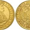 神聖ローマ帝国1695年レオポルド1世10ダカット金貨