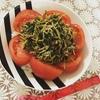 野菜もりもりのタコライス的ななにか。