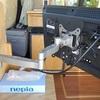 キャンピングカー スーパーロングトレイン HDMI延長ケーブルでテレビ台の撤去を簡単に
