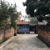 ベトナムの風景(村)