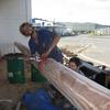 カイの帆船マニアック!NZ編 6話 下架
