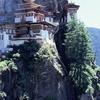 崖の上の寺院