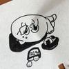 本日のイラスト【今週ものんびりイコカ】