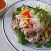 【美味しかった!】キッチンジローの「野菜たっぷり豚しゃぶベジソース(980円)」を食べた