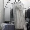 ●ウエディングドレスをクリーニングに出したらどうなるか