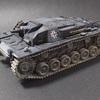 TAMIYA 1/48 ドイツIII号突撃砲B型 製作記 Part5