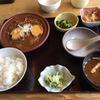 新幹線を眺めながら美味しいお米の和食ランチ 【寅福】八丁味噌煮込み定食【名駅ランチ】
