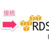 TeamSQLでAWSのDB(PostgreSQL)に接続する