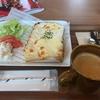 トロ~リとろける、絶品グラタン風トーストセット~パン&カフェの「ボーションドブレ」(山形県山形市)