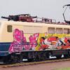 """Märklin 83342 DB 111 018-8 """"Graffiti"""" Ep.4 その1"""