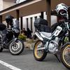 氷ノ山・鉢伏高原ツーリング。関西屈指のダートコース、但馬アルペンロードをノーマルタイヤで全集中。
