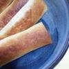 チュニジア料理レシピ:ファーティマさんの指(Doigts de Fatima)