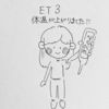 ET3 初めての新生胚移植から3日目の症状