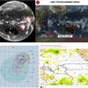 【台風情報】日本の南東にはまとまった雲の塊が!台風の卵が来週末(22日頃)に台風2号『ウーティップ』になって日本へ接近!?気象庁・米軍・ヨーロッパ中期予報センターの進路予想は?