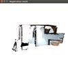 Open3DのPythonチュートリアルをC++に移植(その2) global_registration.py